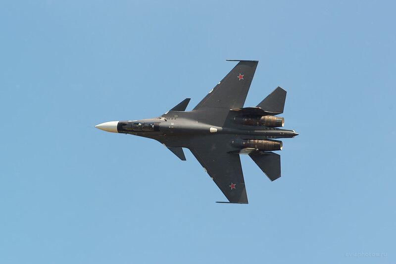 Сухой Су-30МК (RF-93667 / 57 синий) D805282