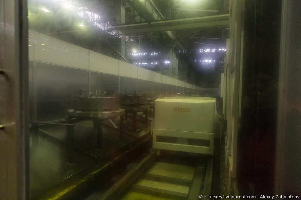 Как делают тракторы на заводе «Промтрактор»