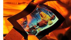 Samsung показала прототипы устройств со складным экраном