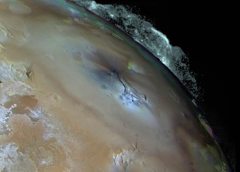 Извержение на Ио