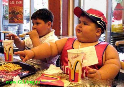 От детского ожирения может спасти только введение налога на сахар