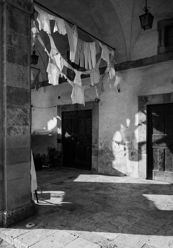 Italy. Arezzo. Dmitry Marin