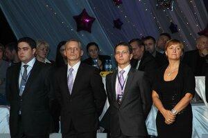 XXI Всероссийский турнир по спортивным танцам «Фейерверк-2013» (сентябрь, 2013)