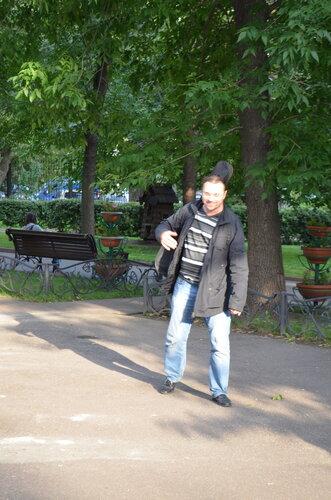 Музыкальный вечер в парке