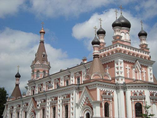 Отдых в Беларуссии: Гродно, Свято-Покровский собор