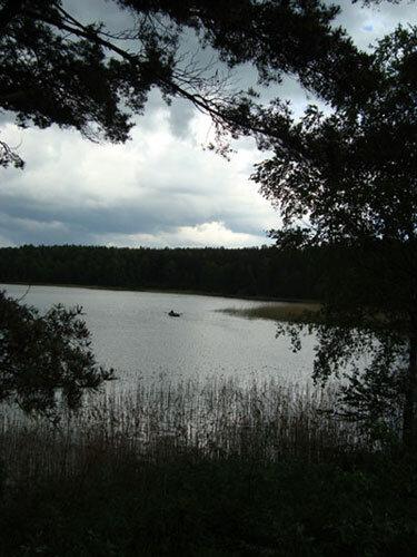 Отдых в Беларуссии: Красивое место с красивым названием — озеро Алоль, Псковская область
