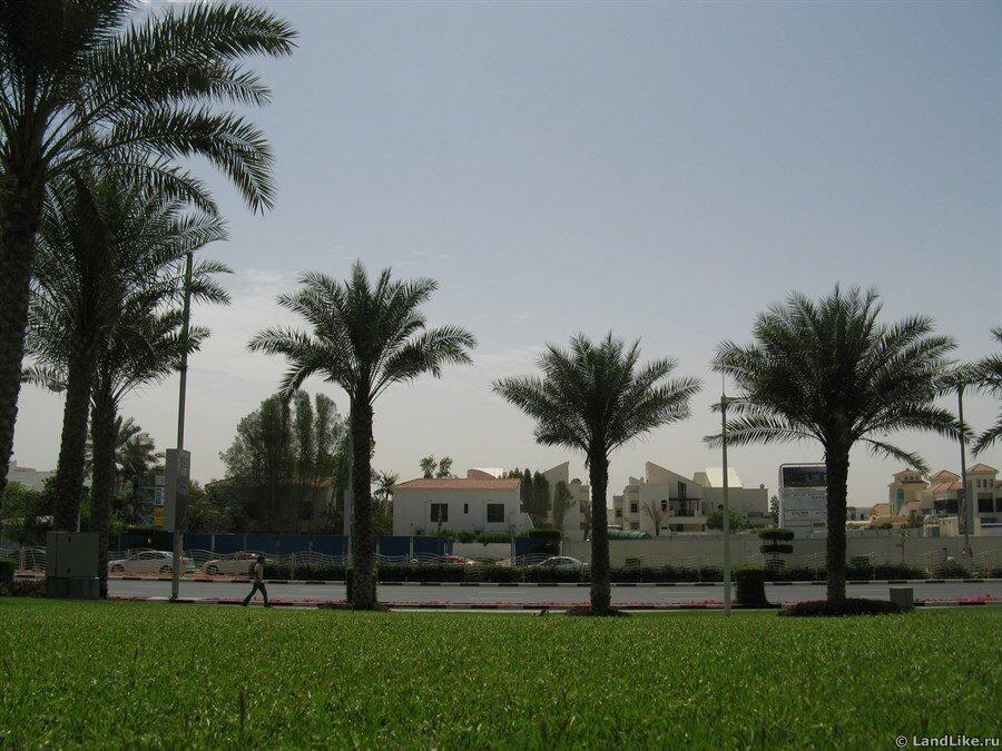 Частный сектор в Дубае