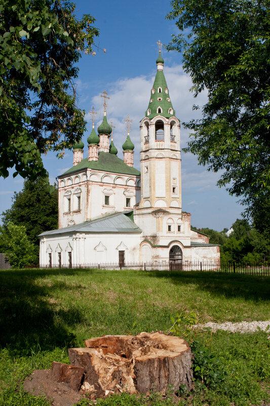 Церковь Святой Троицы (Серпухов)