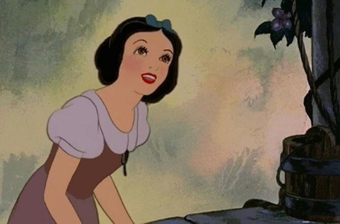 Как на самом деле должны выглядеть прически героинь Диснея