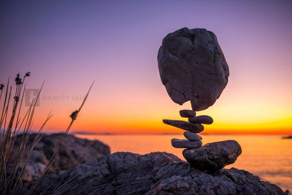 19. Сколько уходит времени на создание такого чуда равновесия? Вот на это ушло около 2 часов:<b
