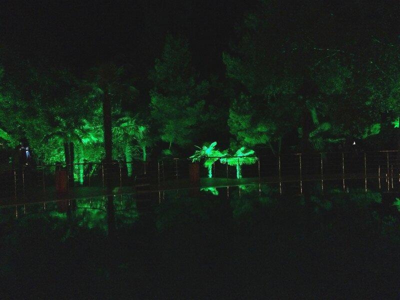 Южная ночь.