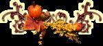 Осенние разделители