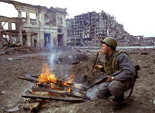 """""""Русский мир"""" пришел в Никишино: в селе не осталось ни одного целого дома и живут несколько стариков, - Бочкала - Цензор.НЕТ 3027"""