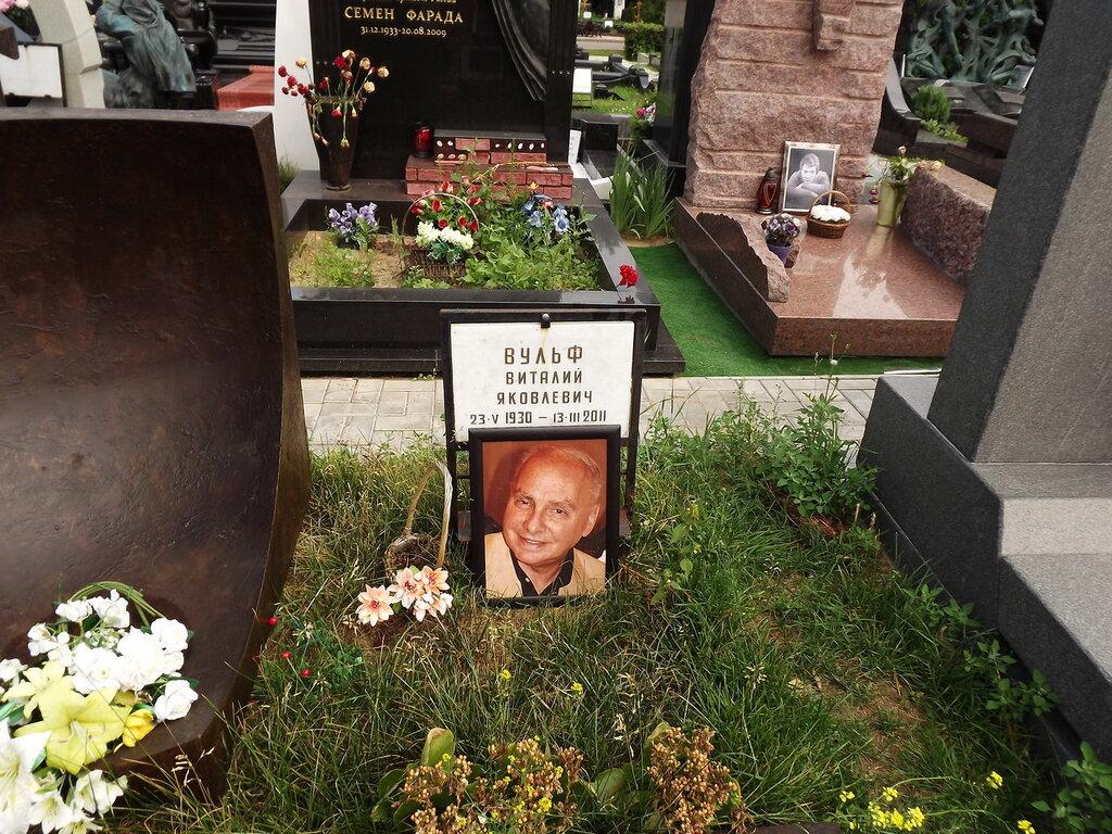 Где находится троекуровском кладбище