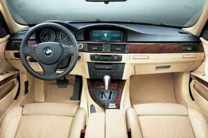 Представительский седан BMW 3-Series