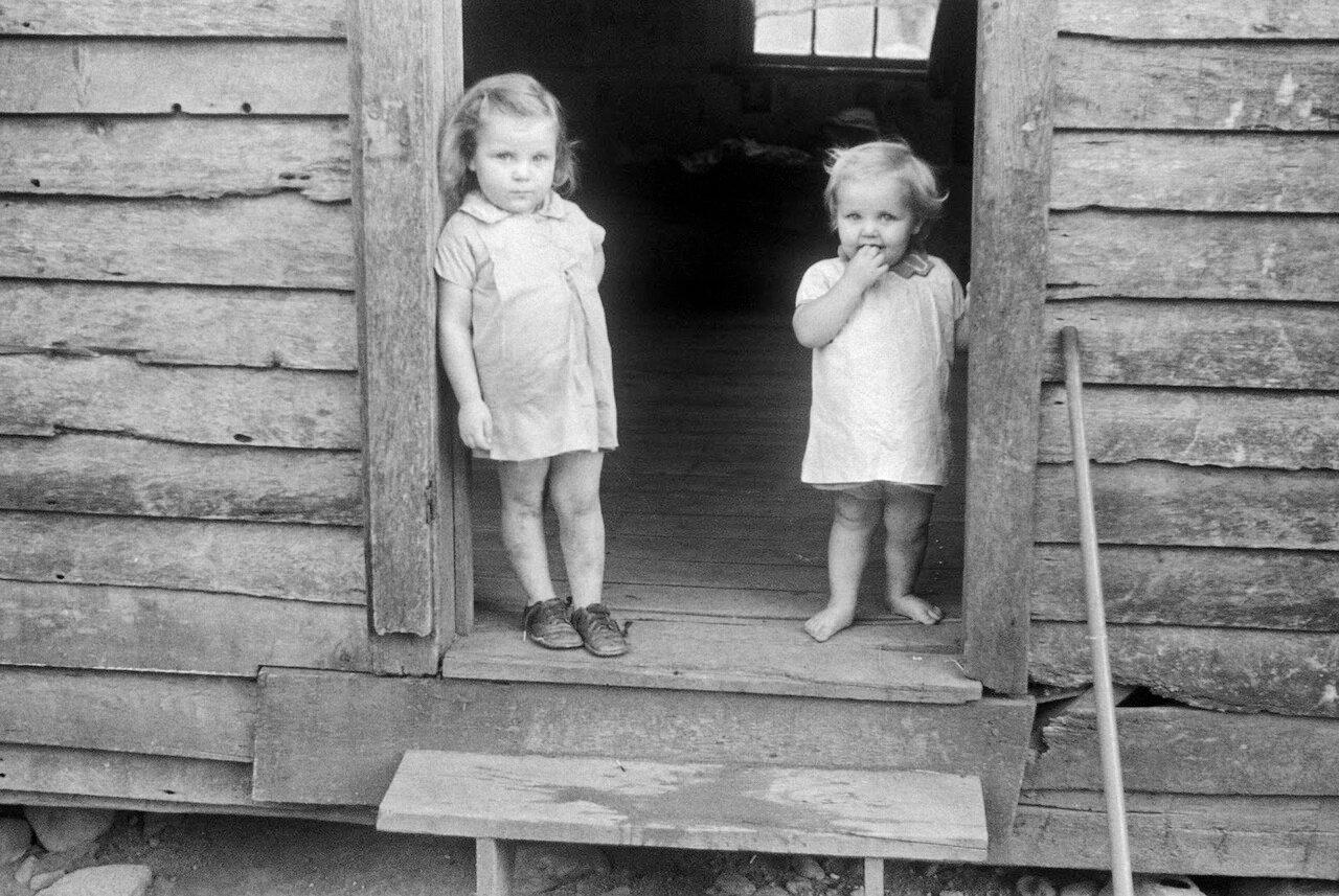 Дети гомстедера, 1941
