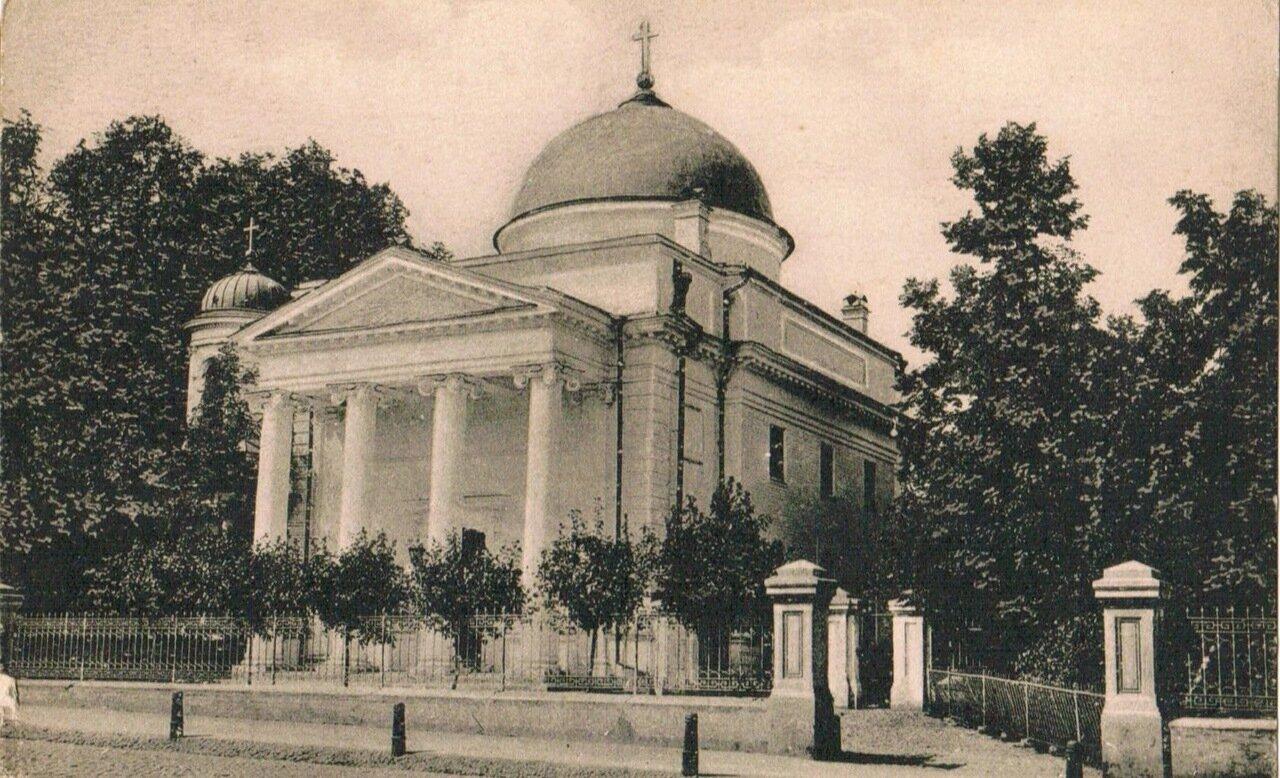Евангелическо-лютеранская церковь св. Александра на Большой Покровской