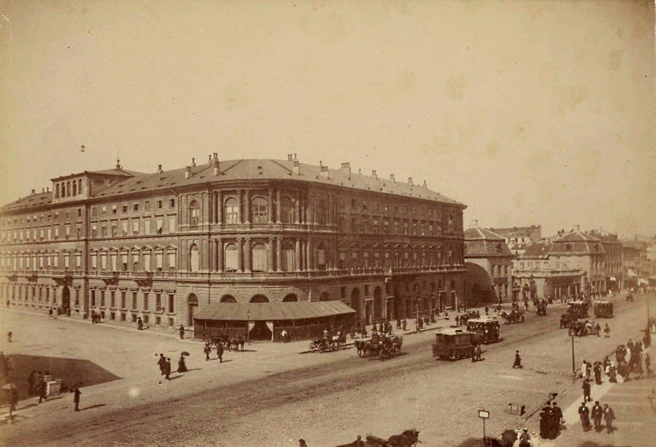 Европейский отель 1881
