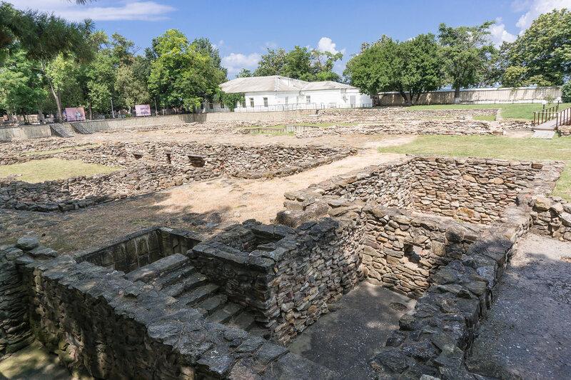 Античные кварталы