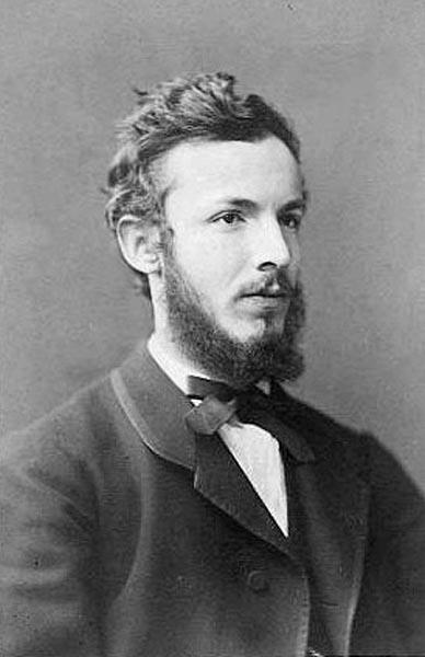 Георг Кантор в 1870 г.