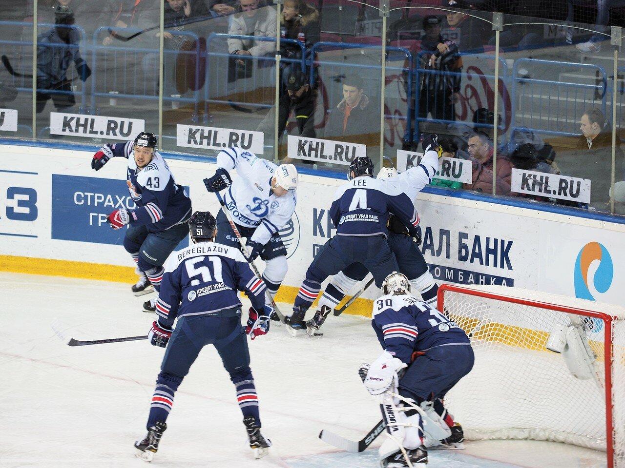 74Металлург - Динамо Москва 21.11.2016
