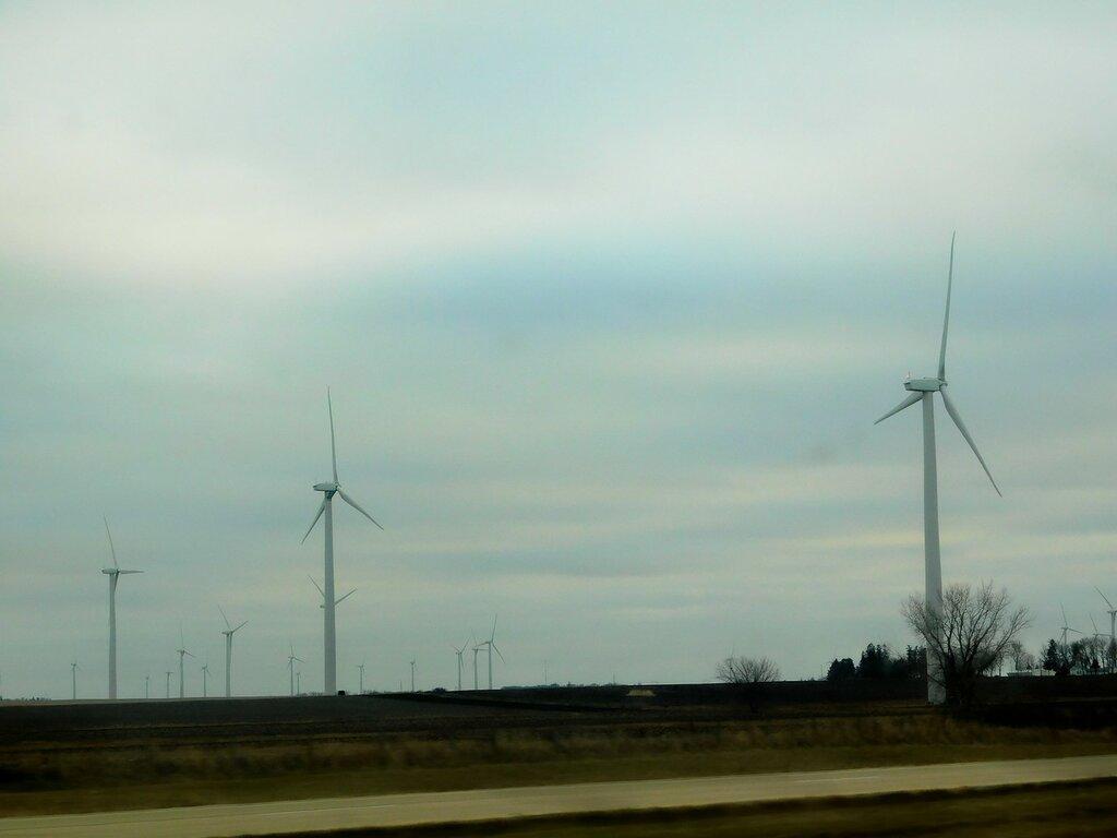 Путешествие в Канзас.