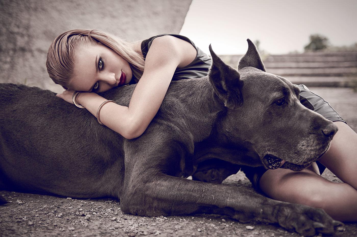 Фотограф Елена Сулейманова для Dorohins Magazine