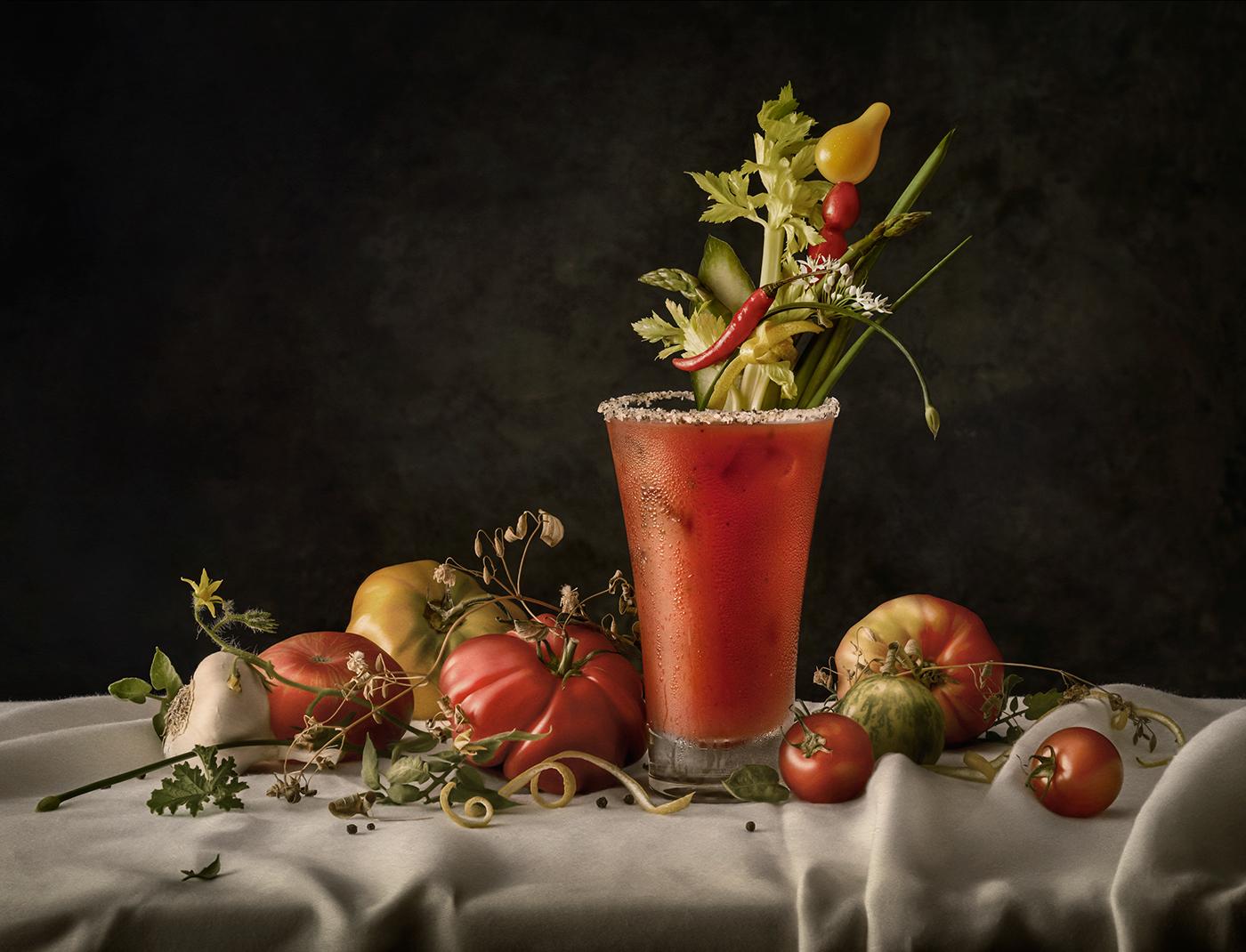 Классические коктейли / фото Greg Stroube