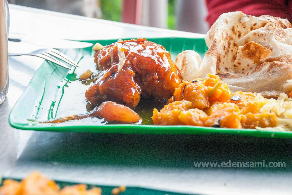 Где поесть в Тана-Рата