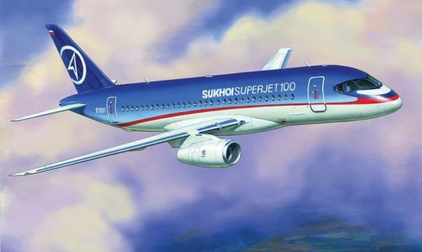 Специалисты : выявленный дефект уSukhoi Superjet 100 некритичен