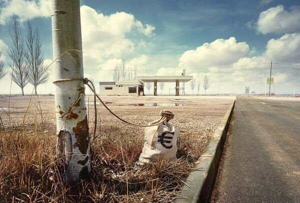 Творческие фотографии Франка Уйттенхофа   45 креативных картинок