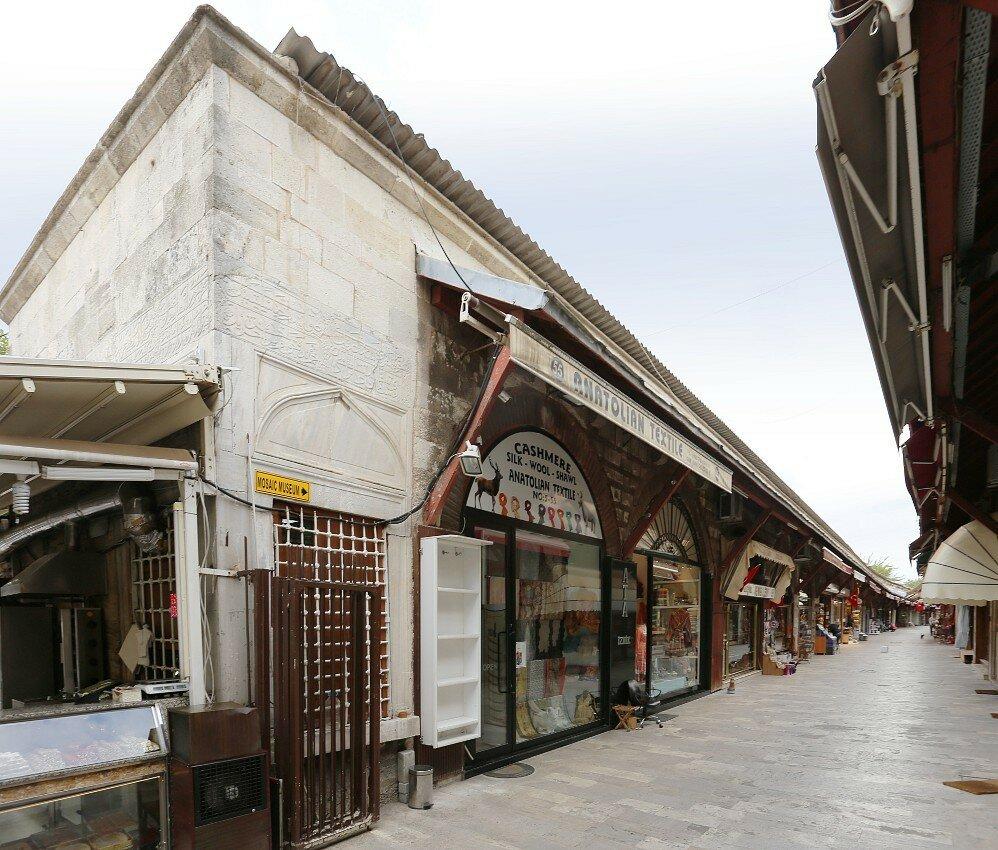 Стамбул. Рынок Араста (Arasta Bazaar)