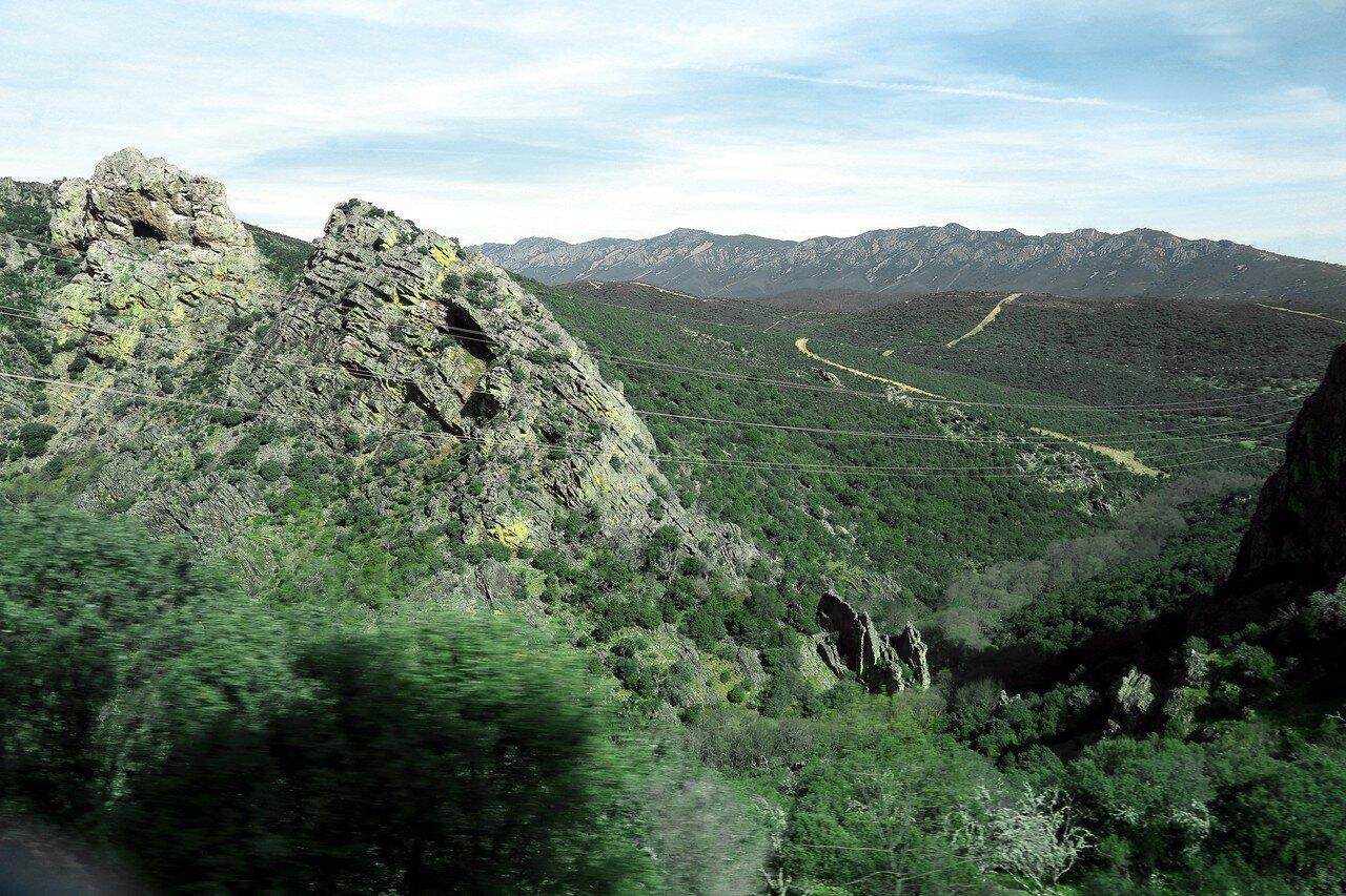 Горы Вильуэркас (Villuercas), Экстремадура