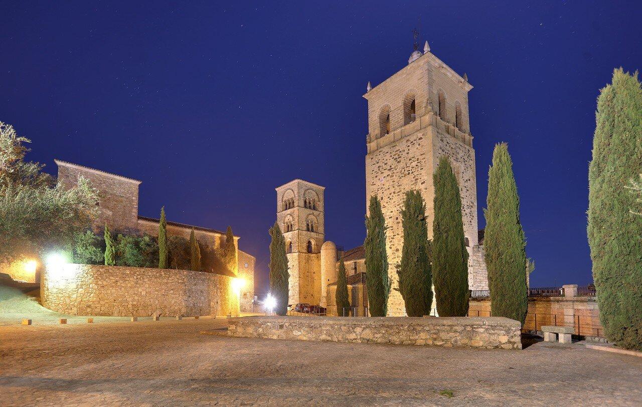 Trujillo. Night walk