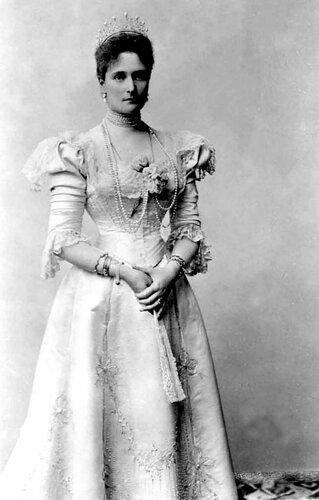 Мученица царица Александра.