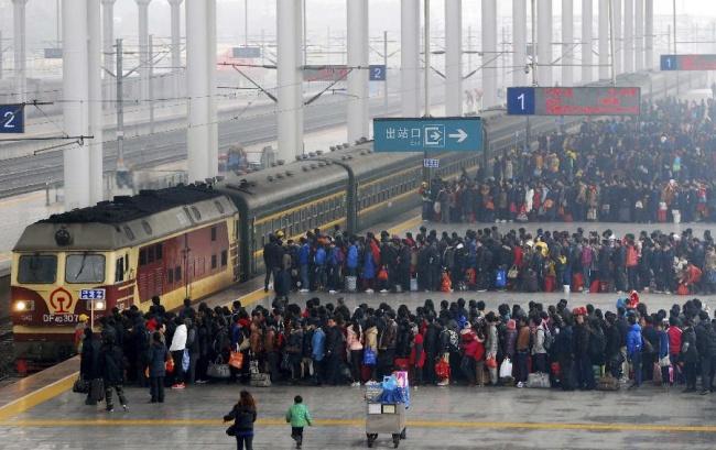Как отмечают Новый год вКитае (9 фото)