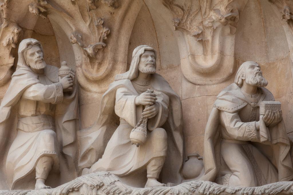 Искупительный храм Святого Семейства включён в Список Всемирного наследия ЮНЕСКО. (jason gessner