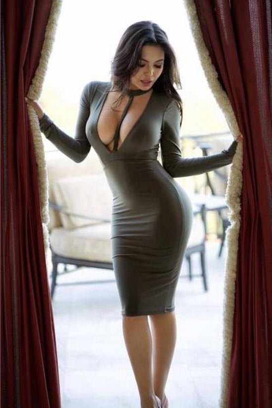 Платья, которые понравятся каждому мужчине