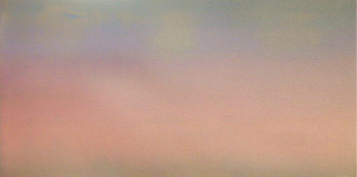 Вечер. Кирилл Яковлев Картины Кирилла Яковлева помогают убрать все лишнее и сконцентрироваться тольк