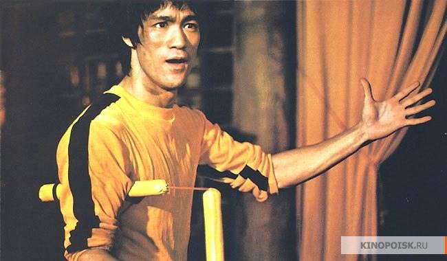 Легендарный Брюс Ли умер в период работы над фильмом «Игра смерти», в котором выступал одновременно