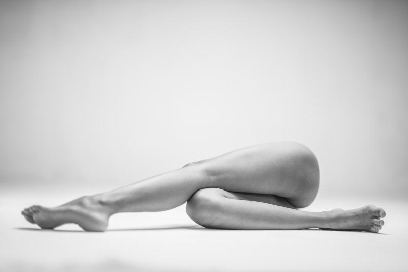 Этот чувственный фотопроект раскрывает загадки человеческого тела.