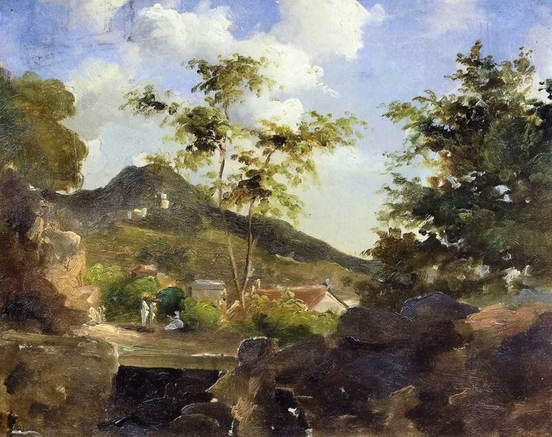 Village_at-the-foot-of-a-hill-in-saint-thomas