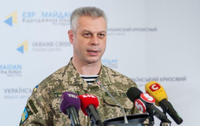 Боевики стреляли понаселенному пункту изпротивотанковых комплексов— АТО