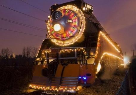 ВУкраинском государстве запустили праздничные поезда Святого Николая сегодня