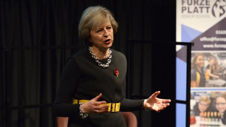 Тереза Мэй может упразднить палату лордов вслучае препятствия Brexit