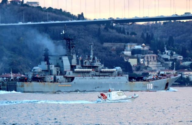 РФ безвозмездно получит инфраструктуру морской базы Сирии— Тартус