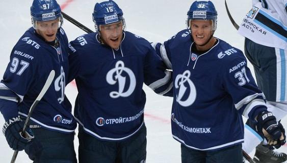 Игрок петербургского СКА Павел Дацюк пропустит четвертый матч с столичным «Динамо»