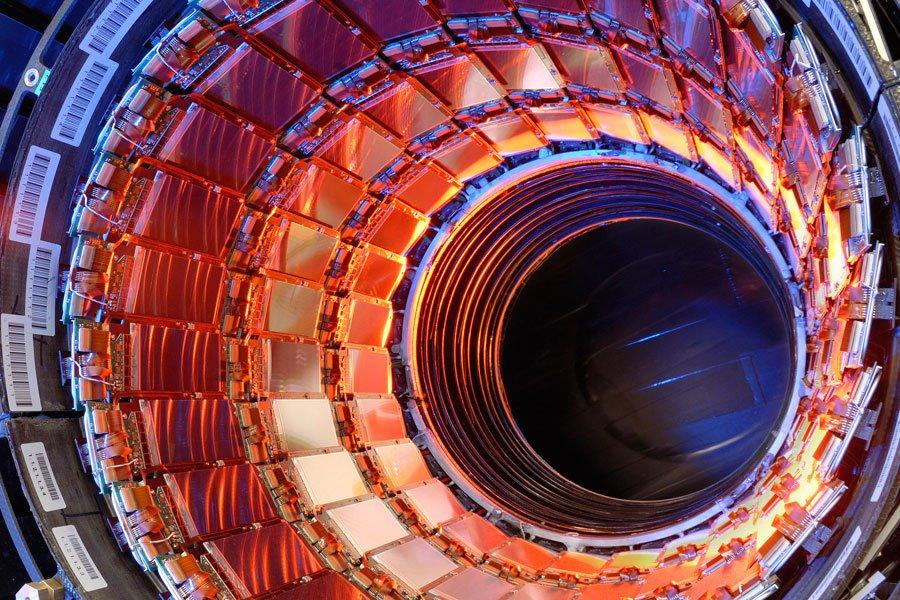 Ученые случайно создали вколлайдере материю времен огромного взрыва