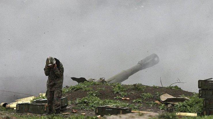 Навойне наДонбассе сегодня погибли двое украинских военных, пятеро ранены