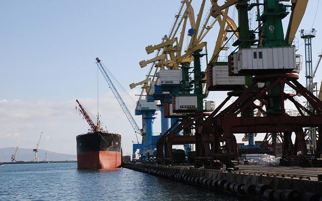 Evraz реализует  100% Находкинского морского торгового порта за $354,4 млн